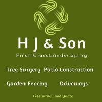 H J And Son First Class Landscaping