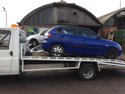 scrap car remove from coulsdon surrey