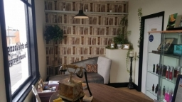 The Style Lounge, Jewellery Quarter, Birmingham.