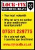 LOCK-FIX Northumberland