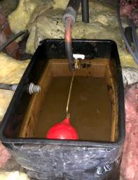 A Water Tank Repair in Cross Gates