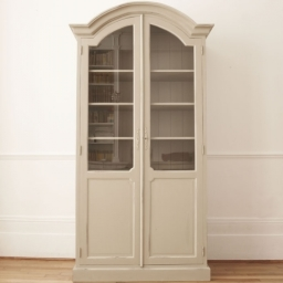 Traditional French Bookcase Showcase