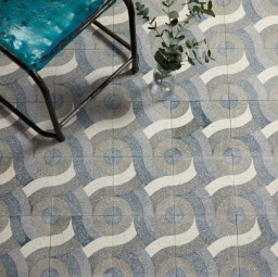 Something New From Ca Pietra Monza Pattern From Their Terrazzo Collection