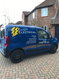 Eliot Electrical vehicle