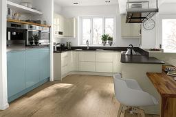 Contemporary Kitchen Design | German Kitchen