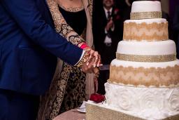 wedding cake, wedding reception, tier cake