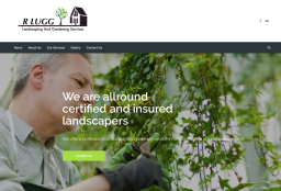 R Lugg Landscaping and Gardening