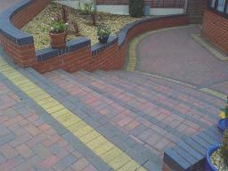Patio installation With Block Paving in Essex, UK