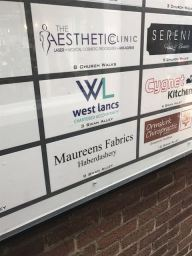 Our Signage