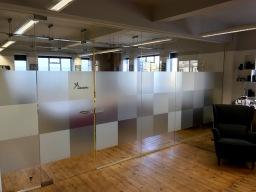 Frameless Glass Partitions Bristol