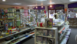 Inside Craft & Hobbies Shop in Bognor Regis