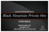 Black Mountain Private Hire