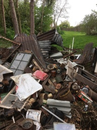 Large house clearance job in Maidstone in Kent