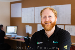 business portrait photographer