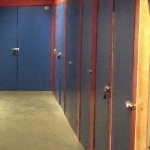 Different sizes of self storage units to cater for most needs