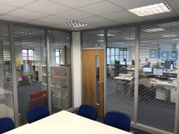 Glass Partitions Bristol