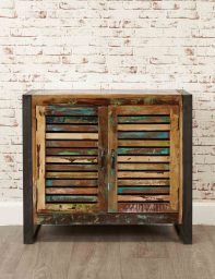 Industrial Reclaimed Sideboard | The Den & Now