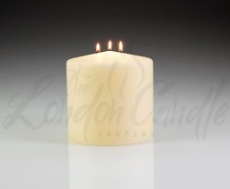 Large Three Wick Candles