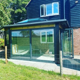 Large patio doors and Bi-Fold doors (2020)