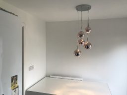Dining Room Kitchen Light, Yeovil Somerset