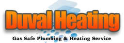 Duval Heating second logo