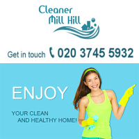 Domestic Cleaner Mill Hill