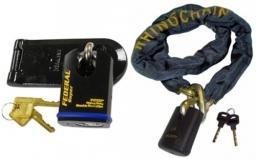 Padlock and Hasp / Padlock and Chain sets