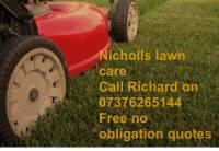 Nicholls Lawncare