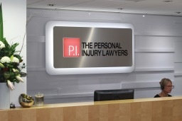 The Personal Injury Lawyers Gold Coast Reception