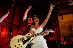 Live Wedding Bands For Hire at Warble Entertainment