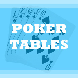 hire a texas hold'em table