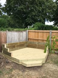 A small decking project