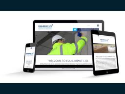 Responsive Website | Equilibrant Ltd