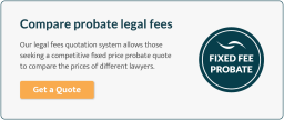 Fixed-fee probate quotes