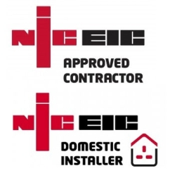 Niceic Approved Contractor Domestic Installer