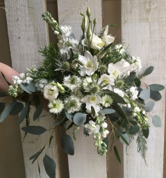 Wedding Bouquets by Flower Design, Ripon. North Yo