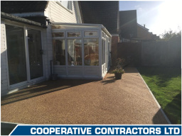 Resin Driveway Installations