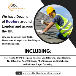 Local Recommended Roofers