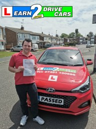 Driving Test Sucess