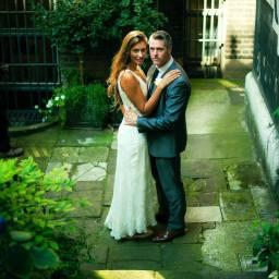 Wedding copule