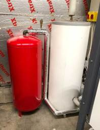 Unvented Hot Water Tanks