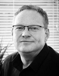 Addictions therapist Andrew Harvey