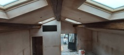 Decorative Plaster Oak Beams Manchester