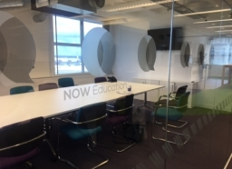 Now Education Boardroom