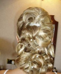 Bespoke Hair Design For Brides Wedding Party Or Prom