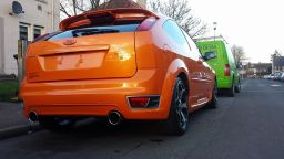 Focus ST Diamond Detail and Valeting