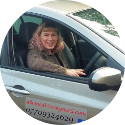 Avril, Driving Instructor, Aviemore