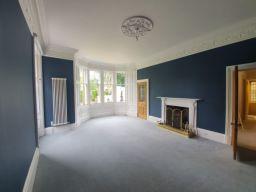 lounge painted stiffkey blue