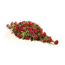 Delivery of funeral flowers in Hull