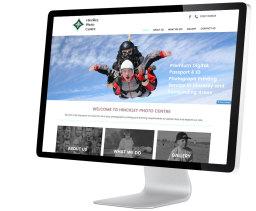 Hinckley Photo Centre website
